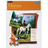 Acrylic: Horses (HT285) (How to Draw & Paint/Art Instruction Program)