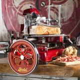 Berkel B3 Flywheel Slicer in Red, Size 28.0 H x 32.0 W x 28.0 D in   Wayfair BKB30VC500000000FR