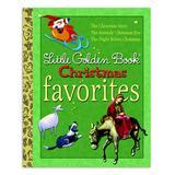 Penguin Random House Picture Books - Little Golden Book Christmas Favorites Picture Book