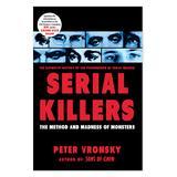 Penguin Random House Fiction Books - Serial Killers: The Method & Madness of Monsters Paperback