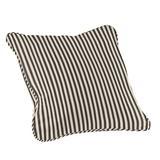 "Outdoor Fashion Throw Pillow - Select Colors Kate II Butter 12"" x 20"" - Ballard Designs"
