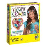Creativity for Kids Craft Kits assorted - Flower Crown Craft Kit - Set of Two