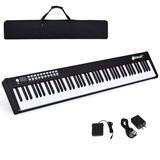 Costway BX-II 88-key Portable Digital Piano with MP3