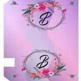 VWAQ Personalized Monogram Mailbox Cover in Pink, Size 18.25 H x 20.5 W x 0.1 D in   Wayfair PMBM3_Opt2