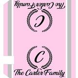 VWAQ Customized Monogram Mailbox Cover in Pink, Size 20.5 H x 18.25 W x 0.1 D in   Wayfair PMBM4_PINK