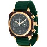 Clubmaster Classic 40mm - Green - Briston Watches
