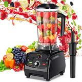 COLZER Professional Countertop Blender with 2200-Watt Base, Smoothie Blender ,Built-in Timer ,High Power Blender 2L Cups for Frozen Drinks ,Shakes and Smoothies
