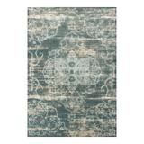 KAS Rugs Area Rug, Green, 3X4.5 Ft