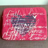 American Eagle Outfitters Accessories | American Eagle Outfitters Graphic Laptop Case | Color: Pink | Size: Os