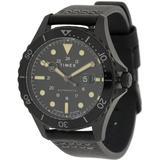 Navi Xl Automatic Watch - Black - Timex Watches
