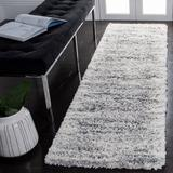 Industrial Lodge Home Ackley Ivory/Area Rug Polypropylene in Gray, Size 27.0 W x 1.97 D in | Wayfair 409D0A00C9984413A4E92B1E060F28B3