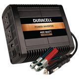 Duracell 76355 - DURACELL HIGH POWER INVERTER, WATTS: 400