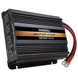 Duracell 76522 - DURACELL HIGH POWER INVERTER, WATTS: 1200