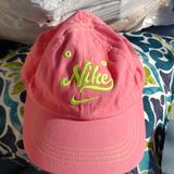 Nike Accessories | .. Nike Pink Child Hat | Color: Pink | Size: Osg