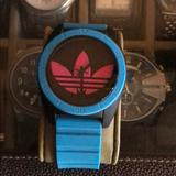 Adidas Jewelry | Adidas Watch | Color: Blue/Pink | Size: Os
