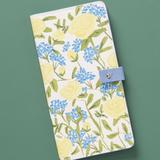 Anthropologie Bags   Anthropologie Jackie Diedam Floral Travel Wallet   Color: Blue/Yellow   Size: Os