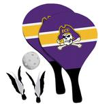 ECU Pirates 2-in-1 Birdie Pickleball Paddle Game
