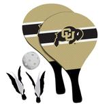 Colorado Buffaloes 2-in-1 Birdie Pickleball Paddle Game