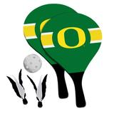 Oregon Ducks 2-in-1 Birdie Pickleball Paddle Game