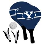 BYU Cougars 2-in-1 Birdie Pickleball Paddle Game