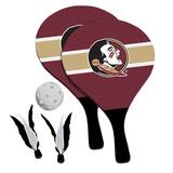 Florida State Seminoles 2-in-1 Birdie Pickleball Paddle Game