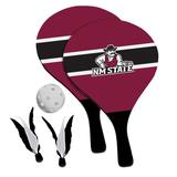 New Mexico State Aggies 2-in-1 Birdie Pickleball Paddle Game