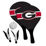 Georgia Bulldogs 2-in-1 Birdie Pickleball Paddle Game
