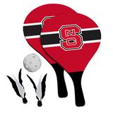 NC State Wolfpack 2-in-1 Birdie Pickleball Paddle Game
