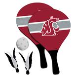 Washington State Cougars 2-in-1 Birdie Pickleball Paddle Game