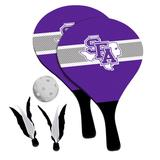 Stephen F Austin Lumberjacks 2-in-1 Birdie Pickleball Paddle Game