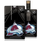 Colorado Avalanche Credit Card USB Drive