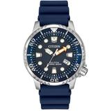 Promaster Professional Diver 200 Meters Eco-drive Mens Watch -09l - Blue - Citizen Watches