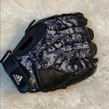 Adidas Other   Adidas 10 Triple Stripe Series Lht Youth Glove   Color: Black/Silver   Size: Os