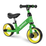 BAMMAX Baby Balance Bike, Kids Training Bicycle Bike Toddler Riding Scooter Bicycle Riding Toys No-Pedal Children Walker First Bike Inflation-Free Lightweight Sport Balance Bike for 3 to 6 Year Infant