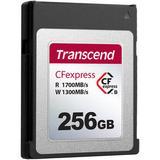 Transcend 256GB CFexpress 820 Type B Memory Card TS256GCFE820