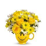 Flowers - Be Happy Bouquet