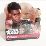 Disney Games | New Disney Star Wars The First Awakens Puzzle | Color: Black/Cream | Size: 18 X 24