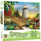 MasterPieces Lazy Days 750 Puzzles Collection - Dawn of Light 750 Piece Jigsaw Puzzle
