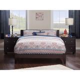 Viv + Rae™ Wasilewski Platform Bed Wood in Brown, Size 57.75 W x 76.75 D in   Wayfair VVRO3240 29130219