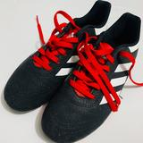 Adidas Shoes | Adidas Soccer Shoes Youth | Color: Black/Red | Size: 2b