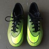 Nike Shoes   Nike Kids Mercurial Soccer Shoes Size   Color: Black/Green   Size: Various