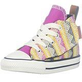 Converse Shoes | Pink Multi Color Converse | Color: Blue/Pink | Size: 7bb