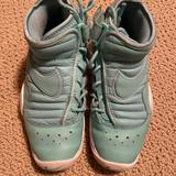 Nike Shoes   Nike Basketball Shoes Size 5.5y - Tealturquoise   Color: Blue/Green   Size: 5.5b