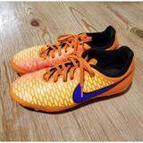 Nike Shoes | Nike Soccer Shoes Youth Size 6 | Color: Blue/Orange | Size: 6b
