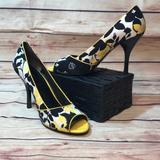 Nine West Shoes   Nine West Heal   Color: Black/Gold   Size: 10