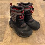 The North Face Shoes   North Face Kids Snow Boots   Color: Black   Size: 11b
