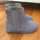 J. Crew Shoes | Crewcuts Chelsea Ankle Boots K8 | Color: Gray | Size: K8