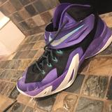 Nike Shoes | Nike Lebrons Basketball Shoe | Color: Purple | Size: 6b