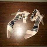 Jessica Simpson Shoes   Jessica Simpson High Heel Sandals.   Color: Cream   Size: 7.5