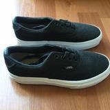 Vans Shoes   New - Vans Kids Lace-Up Sneakers   Color: Black   Size: Kids 13